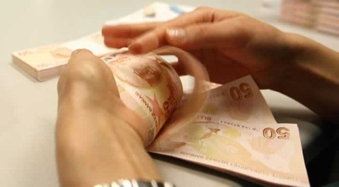 Bankalardaki mevduat 23,7 milyar lira arttı
