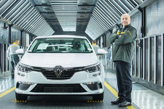 Oyak Renault 2020'de hibrit motor seri üretimine başlayacak