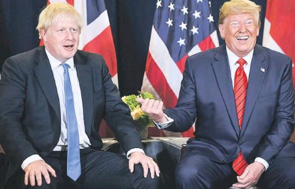 Birleşik Krallık, Brexit sonrası anlaşmalar peşinde