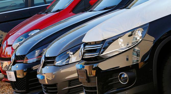 Otomotivde ocak ayının lideri Volkswagen oldu