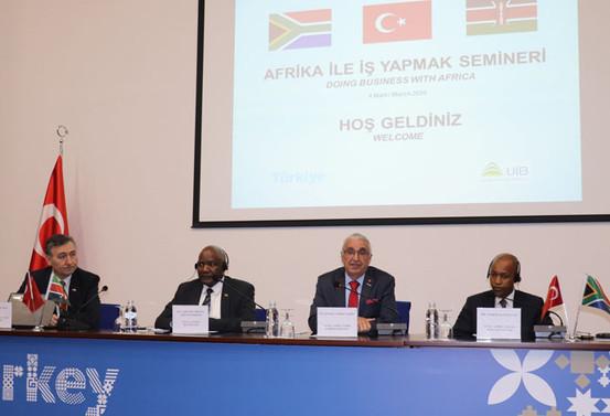 İhracatta yeni hedef Afrika pazarı
