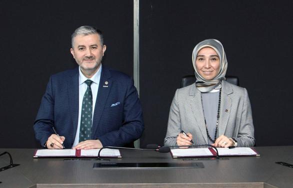 MÜSİAD ve TÜRGEV arasında iş birliği