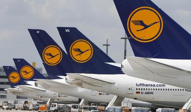 Lufthansa, 23 bin uçuşunu iptal ediyor