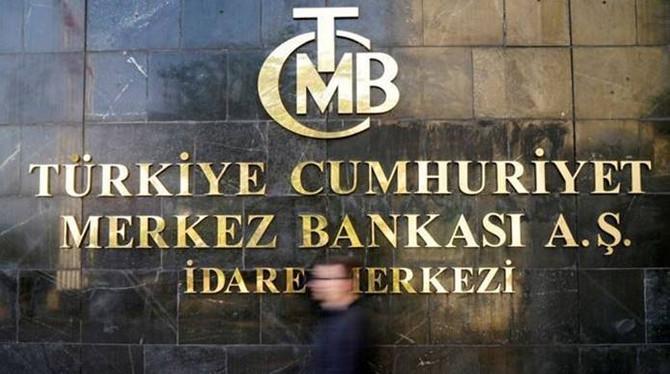 MB'nin brüt döviz rezervleri 2.3 milyar dolar azaldı