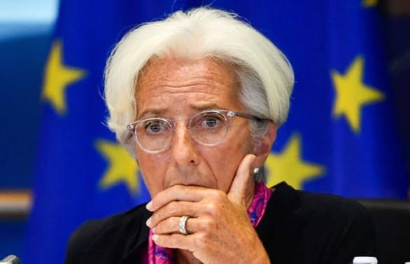 ECB, büyüme tahminini düşürdü