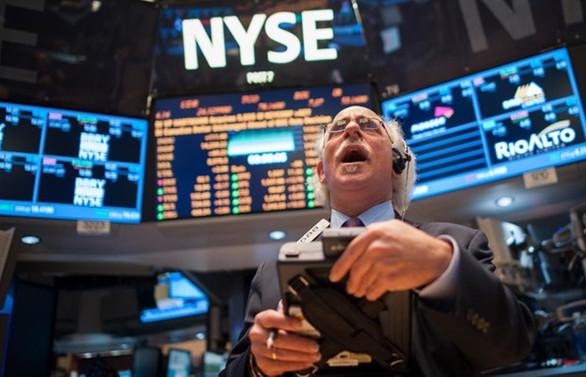 ABD borsasında 1987'den bu yana en büyük kayıp