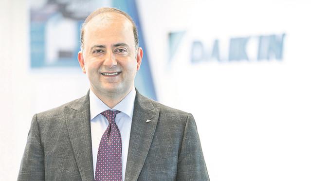 Daikin Türkiye'nin 2020 hedefi 3 milyar lira ciro