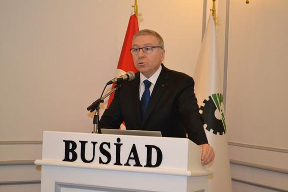 BUSİAD Başkanı Türkay işsizlik rakamlarını değerlendirdi