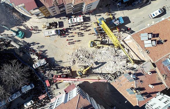 Depremlerden etkilenen 9 ilde hasar tespit çalışmaları tamamlandı