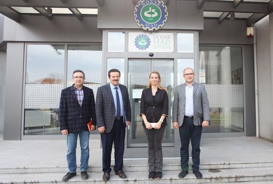 DOSAB'ın deprem güvenliği Uludağ Üniversitesi'ne emanet