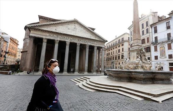 İtalya'da can kaybı 2 bin 158'e yükseldi