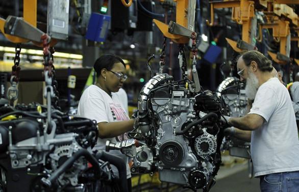 ABD'de sanayi üretimi beklentileri aştı
