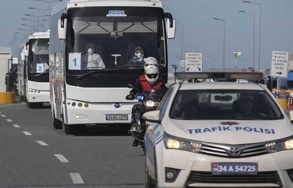 9 ülkeden Türk vatandaşlarının tahliyesi tamamlandı