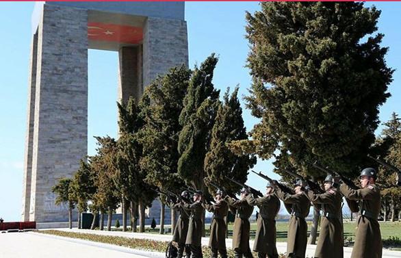 Çanakkale Zaferi'nin 105. yılı
