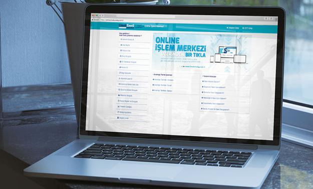 Limak Enerji'den online işlem hizmeti