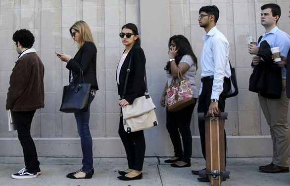 ABD'de işsizlik maaşı başvurularına koronavirüs etkisi