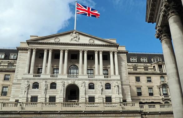 BoE, faizi yüzde 0,1'e çekti