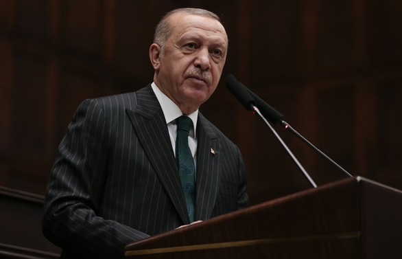 Cumhurbaşkanı Erdoğan'dan sağlık personellerine teşekkür paylaşımı