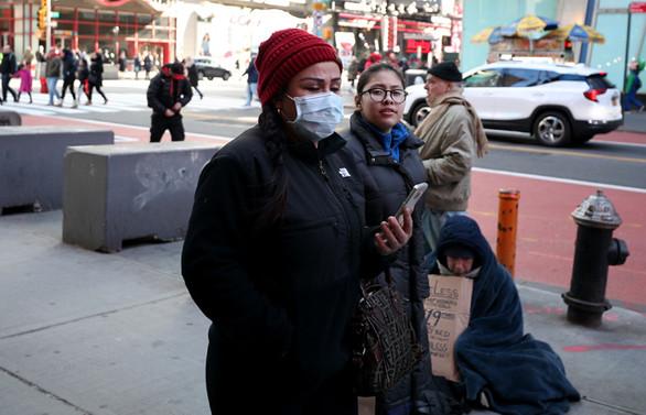 ABD'de koronavirüs kaynaklı bir ölüm daha