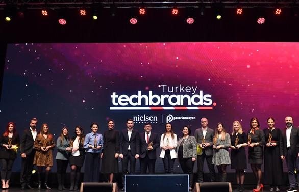 Türkiye'nin En Teknolojik Markaları: TechBrands Turkey