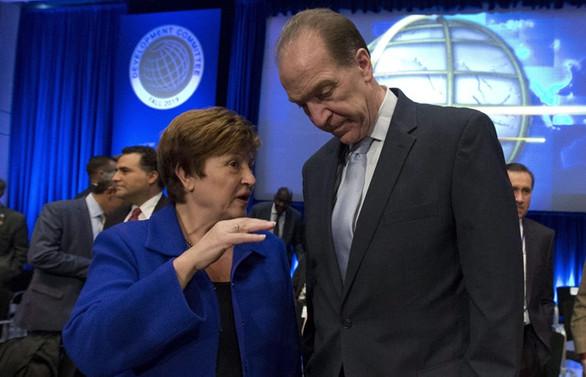 Dünya Bankası ve IMF'den ortak 'salgın' açıklaması