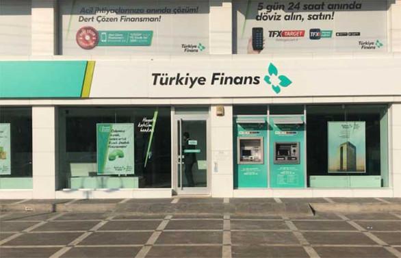 Türkiye Finans Katılım Bankası'ndan koronavirüse karşı önlem