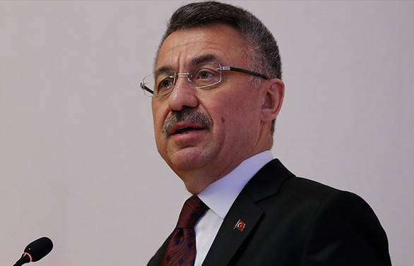 Oktay: Virüsle mücadele için KKTC'ye 72 milyon lira gönderildi'