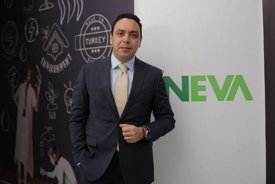 INEVA Çevre Teknolojileri'nin Genel Müdürü Erman Çakal oldu