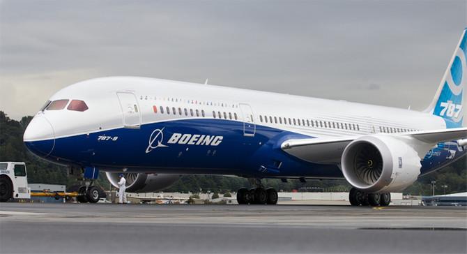 Boeing üretime ara verecek