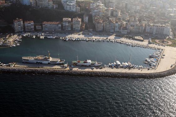 Güzelyalı Yat Limanı artık Bursa Büyükşehir'in