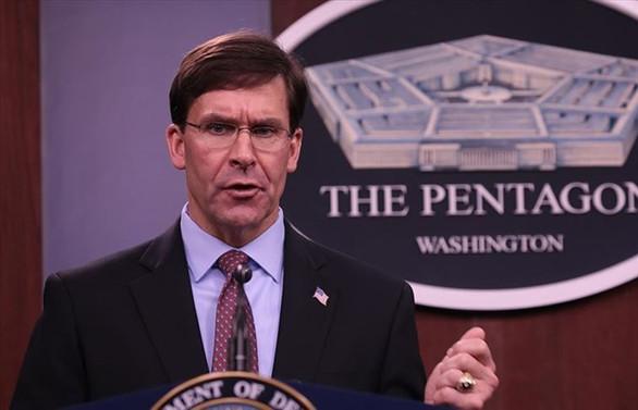 ABD Savunma Bakanı Esper: Salgının gerilemesi 8-10 hafta alacak