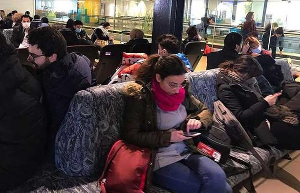 Türkiye'ye dönmek isteyen öğrencilerin tahliye işlemleri tamamlandı