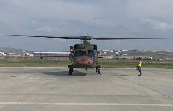 T70 helikopteri yer testleri devam ediyor