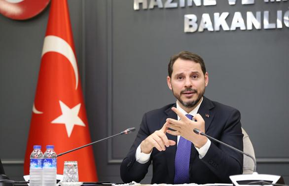 Bakan Albayrak: Gerekli adımları atmaya devam edeceğiz