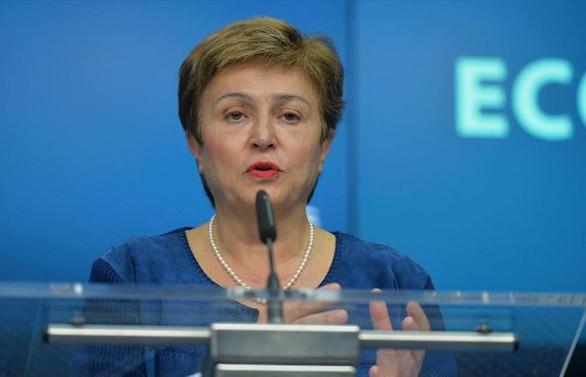 IMF Başkanı Georgieva'dan küresel ekonomi değerlendirmesi
