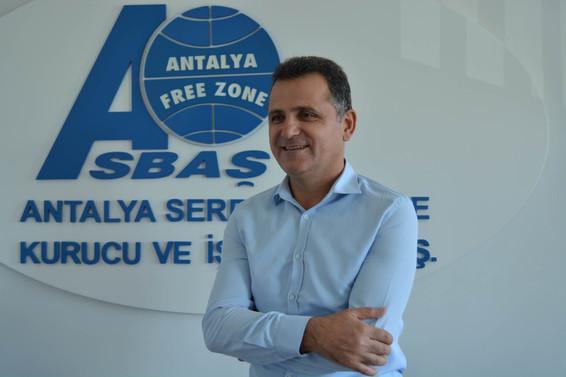 Antalya Serbest Bölgesi'nde üretim en az personelle sürüyor