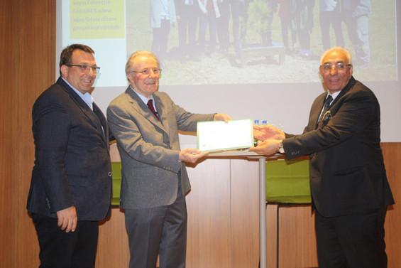 Fahrettin Gülener tecrübelerini paylaştı