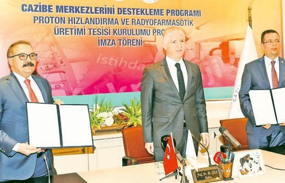 Gaziantep bölgenin sağlık üssü olacak