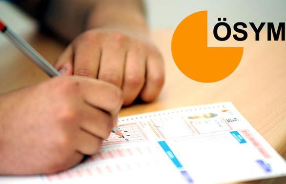 ÖSYM Başkanı Aygün: Tüm sınav tarihleri yeniden düzenlendi