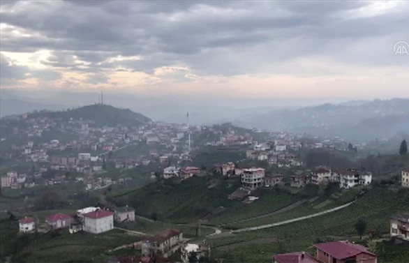 Rize'de Kendirli beldesi ile 4 köy karantina altına alındı