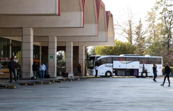 Bakan Soylu: Tüm otobüs seyahatleri kısıtlanacak