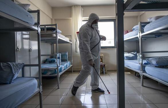 Cezaevlerindeki koronavirüs tedbirlerinin süresini uzatıldı