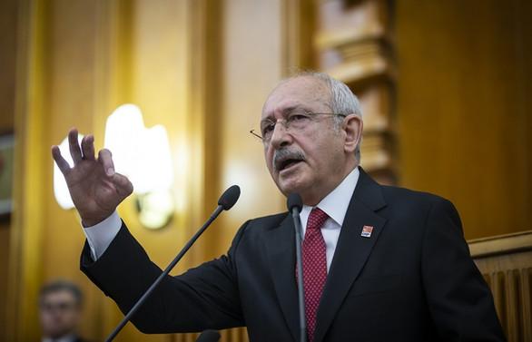 CHP Genel Başkanı Kılıçdaroğlu'dan Evde tut çağrısı