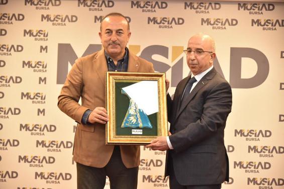 """""""MÜSİAD'a güvenimiz tam"""""""