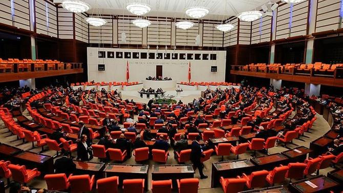 TBMM Genel Kurulu İdlib gündemiyle kapalı oturumda toplandı
