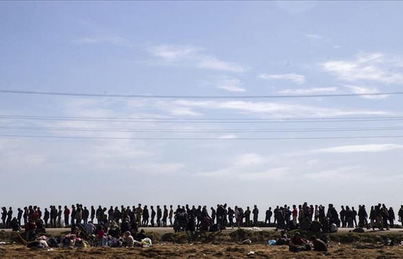 Bakan Soylu: 135 bin 844 göçmen Yunanistan'a geçti