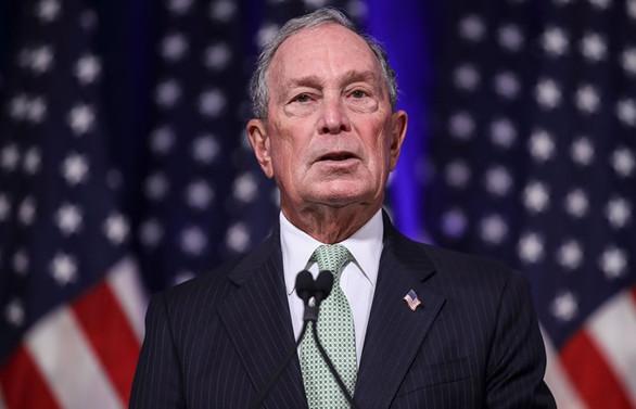 Michael Bloomberg başkanlık yarışından çekildi