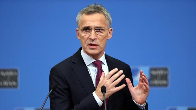 Stoltenberg: Suriye'de siyasi bir çözüm bulunmalı