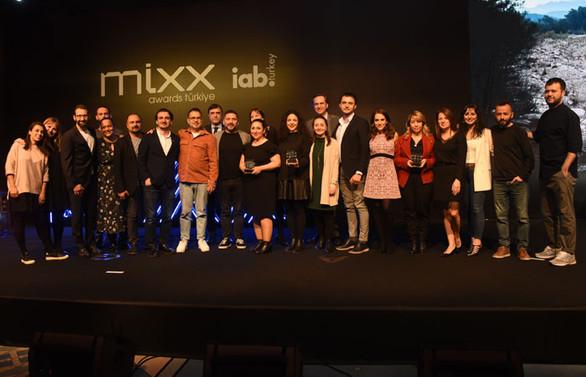 MIXX Awards Türkiye'de kazananlar belli oldu