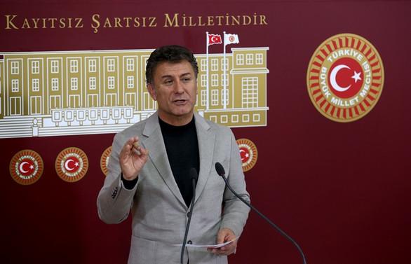 CHP'li Sarıbal: Çiftçinin borcu 64 kat arttı
